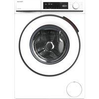 SHARP ES-NFB0142WD-EN 10 kg 1330 Spin Washing Machine - White, White.