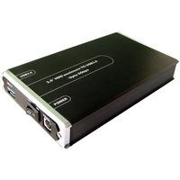 Dynamode Usb-hd3.5s-3.0 3.5 Usb Hdd Enclosure - Black, Black