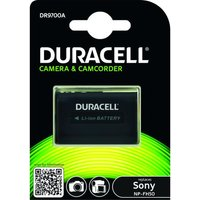 DURACELL  DR9700A Lithium-ion Rechargeable Camcorder Battery