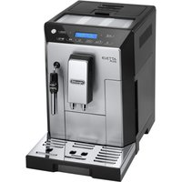 DELONGHI Eletta Plus ECAM44.620S Bean to Cup Coffee Machine - Silver and Black, Silver