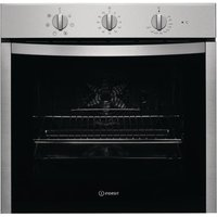 INDESIT  Aria DFW 5530 IX Electric Oven - Stainless Steel, Stainless Steel