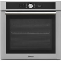 HOTPOINT  SI4 854 H IX Electric Oven - Stainless Steel, Stainless Steel
