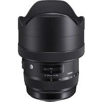 SIGMA 12-24 mm f/4 DG HSM Art Wide-angle Zoom Lens - for Nikon