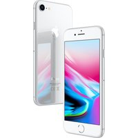 APPLE iPhone 8 - 256 GB, Silver, Silver