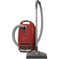 MIELE Complete C3 Cat & Dog PowerLine Cylinder Vacuum Cleaner - Red, Red