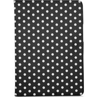 "GOJI 9.7"" iPad Folio Case - Black & White, Black"