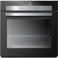 GRUNDIG GEBM45011BP Electric Oven - Black, Black