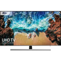55 Samsung Ue55nu8000 Smart 4k Ultra Hd Hdr Led Tv, Green