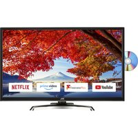 """32""""  JVC LT-32C795  Smart LED TV with Built-in DVD Player"""