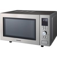 GMF1030X Compact Solo Microwave - Stainless Steel, Stainless Steel