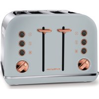 Click to view product details and reviews for Morphy Richards Accents 242040 4 Slice Toaster Grey Rose Gold Grey.
