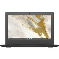 "LENOVO IdeaPad 3 11.6"" Chromebook - Intelu0026regCeleron, 64 GB eMMC, Black, Black"