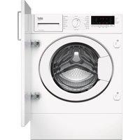 BEKO WTIK74111 Integrated 7 kg 1400 Spin Washing Machine.