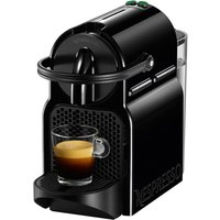 NESPRESSO 11350 Nespresso Inissia Coffee Machine - Black, Black
