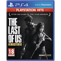 PLAYSTATION 4 The Last of Us Remastered - for PS4