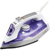 LOGIK L200IR17 Steam Iron - Purple, Purple