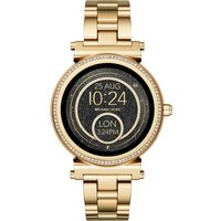 MICHAEL KORS Access Sofie - Gold, Small, Gold