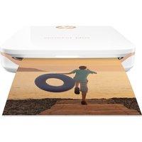 HP Sprocket Plus Photo Printer - White, White