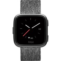 FITBIT Versa Special Edition Smartwatch - Charcoal, Charcoal