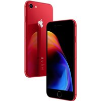 APPLE 8 (Product) Red Special Edition - 64 GB, Red, Red