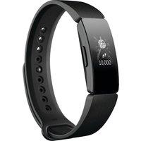 Fitbit Inspire Fitness Tracker - Black, Universal, Black