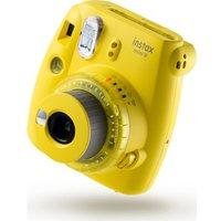 INSTAX mini 9 Instant Camera - Yellow, Yellow