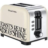 Emma Bridgewater Toast & Marmalade 2-Slice Toaster - Cream, Cream