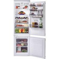 BHBF 182 NUK Integrated 70/30 Fridge Freezer, Transparent
