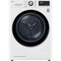 FDV909W WiFi-enabled 9 kg Heat Pump Tumble Dryer - White, White