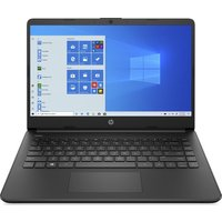 "HP 14s-fq0508sa 14"" Laptop - AMD 3020e, 64 GB eMMC, Black, Black"