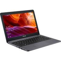 "ASUS E203 11.6"" Laptop - Intelu0026regCeleron, 64 GB eMMC, Grey, Grey"
