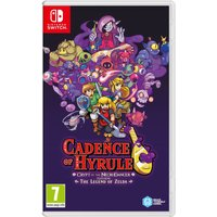 NINTENDO SWITCH Cadence of Hyrule: Crypt of the NecroDancer Featuring The Legend of Zelda