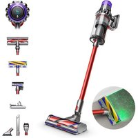 DYSON Outsize Absolute Cordless Vacuum Cleaner - Red & Nickel