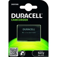 DURACELL DR9706B Lithium-ion Rechargeable Camcorder Battery