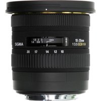 SIGMA 10-20 mm f/3.5 EX DC HSM Wide-angle Zoom Lens - for Nikon