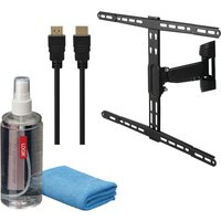 LOGIK LFMSKM16 Full Motion TV Bracket Starter Kit