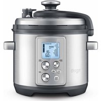 Click to view product details and reviews for Sage Fast Slow Pro Pressure Slow Cooker Stainless Steel Stainless Steel.
