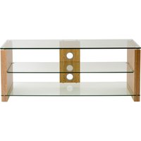 TTAP Elegance 1200 TV Stand - Oak