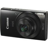 Canon IXUS 190 Compact Camera - Black, Black
