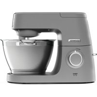 KENWOOD Chef Elite KVC5100S Stand Mixer - Silver, Silver