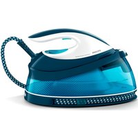 PHILIPS PerfectCare Compact GC7805/20 Steam Generator Iron - Aqua Blue, Aqua