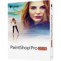 COREL PaintShop Pro 2018 - Lifetime for 1 device, Red