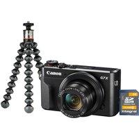 PowerShot G7 X MK II Compact Camera Vlogger Kit