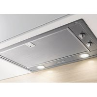 DA2450 Integrated Cooker Hood - Stainless Steel, Stainless Steel