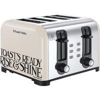 Emma Bridgewater Toast & Marmalade 4-Slice Toaster - Cream, Cream