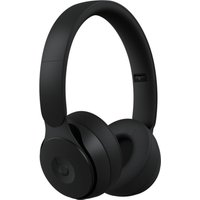 BEATS Solo Pro Wireless Bluetooth Noise-Cancelling Headphones - Black, Black