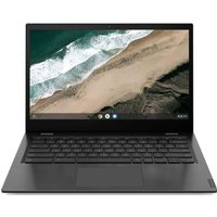 "Lenovo S345 14"" Chromebook - AMD A4, 32GB eMMC, Grey,"