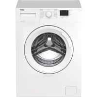 BEKO WTK82011W 8 kg 1200 Spin Washing Machine - White