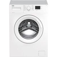 BEKO WTK82011W 8 kg 1200 Spin Washing Machine - White, White