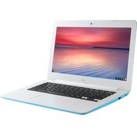 ASUS  C300 13 3 Chromebook   Blue  Blue
